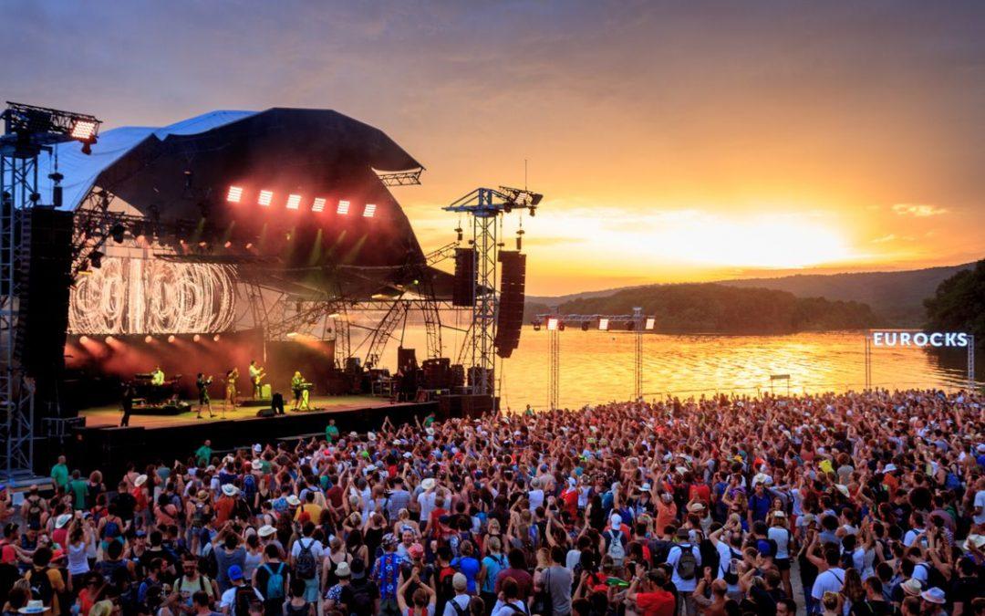 Les Eurockéennes de Belfort sacrées «meilleur festival de musique du monde»