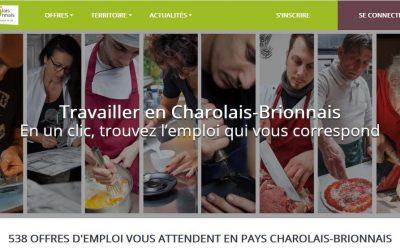 Un site internet pour toutes les offres d'emploi et de formation dans le Charolais-Brionnais