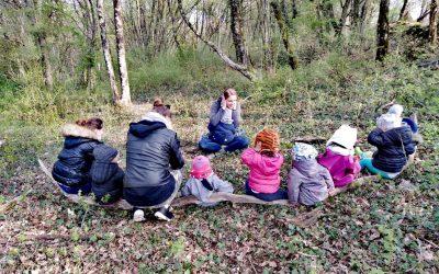 Les « Doux Doubs », des micro-crèches écoresponsables à Baume-les-Dames et Amagney