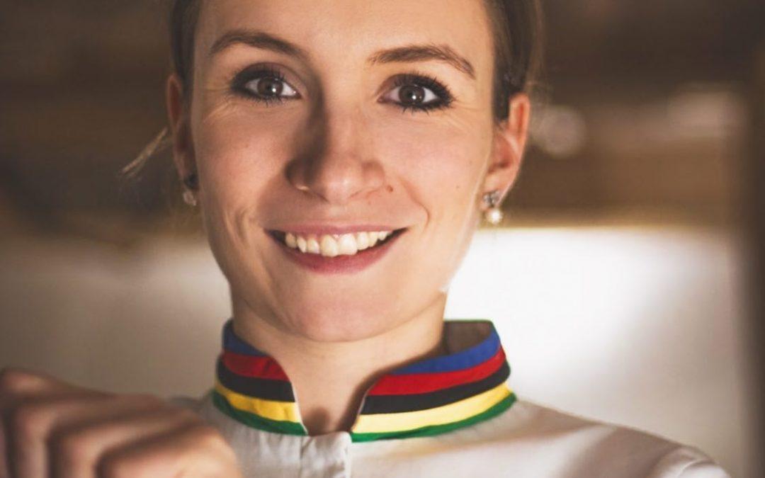 La jeune championne du monde des arts sucrés ouvre sa première boutique à Beaune