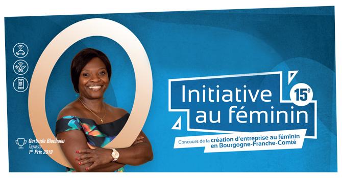 Remise des prix Initiative au féminin 2020