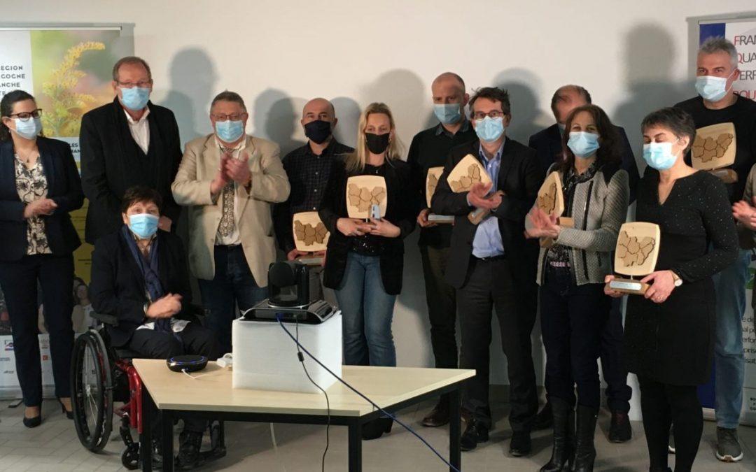 Responsabilité sociétale des entreprises, les Trophées 2021 en Bourgogne-Franche-Comté